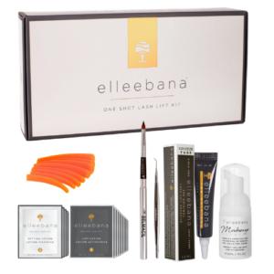 Мини-набор для ламинирования ресниц Elleebana на 45 процедур